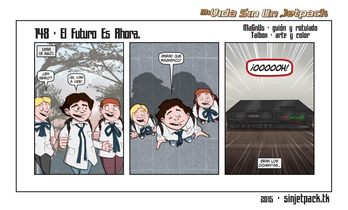 148 - El Futuro Es Ahora.