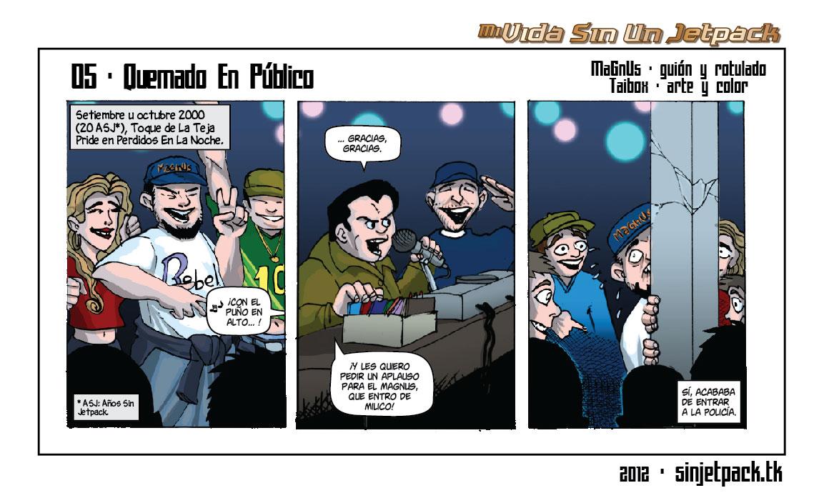05-Quemado En Público