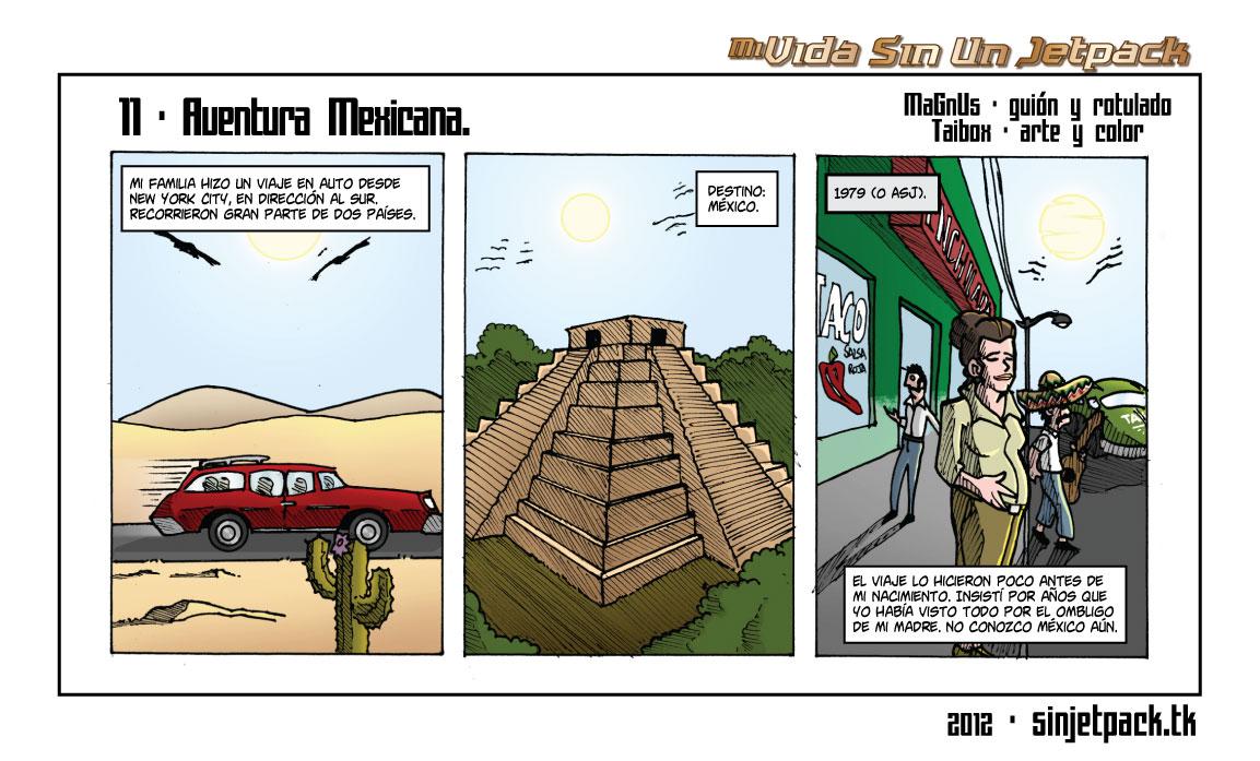 11-Aventura Mexicana.