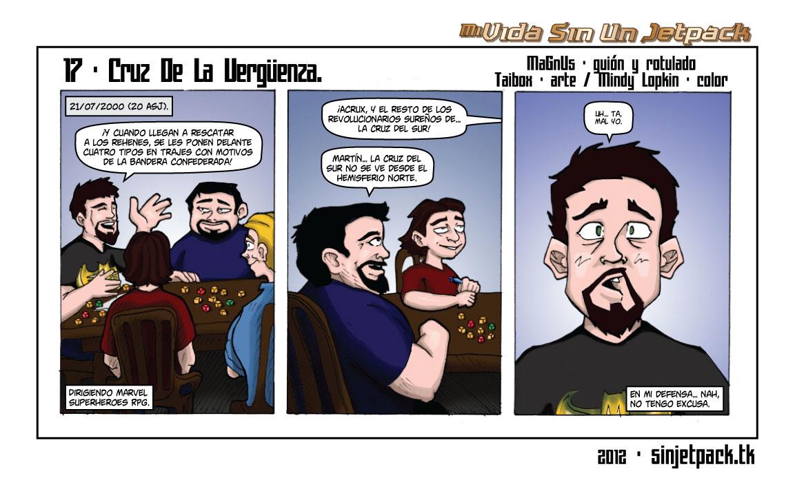 17 - Cruz De La Vergüenza.