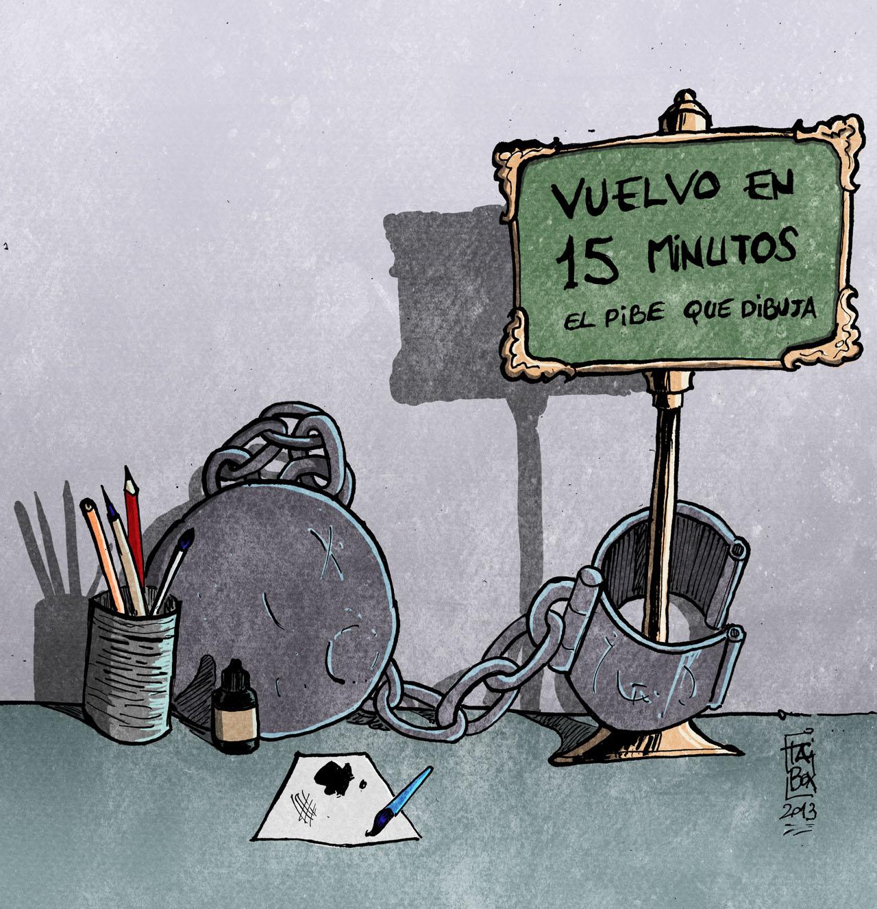 Bola Y Cadena.