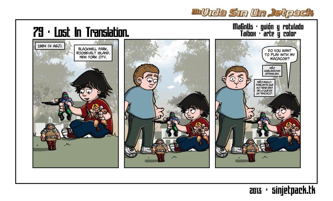 79 - Lost In Translation.